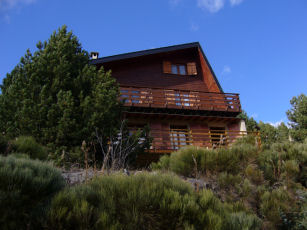 chalet - appartement du bas en location - Les Angles